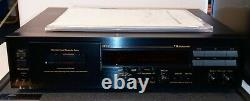 Nakamichi DR-2 Cassette Deck Pre-owned In Original Box Excellent Condition