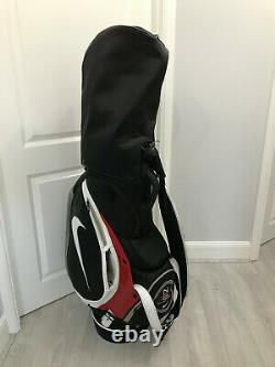 Nike Tour Staff Bag Excellent Condition Includes Original Hood & Strap Pro Bag