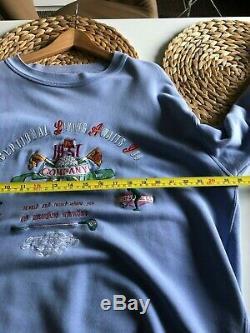 Original Best Company Sweatshirt Excellent Condition 25.5ptp