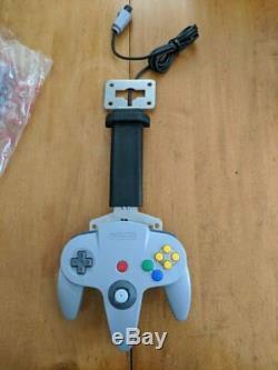 Original Vintage Nintendo N64 Kiosk Demo Controller Arm Excellent shape