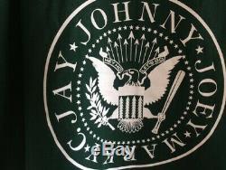 Original Vintage RAMONES Tour T Shirt 1996 Tour. Punk Rock. Excellent Condition