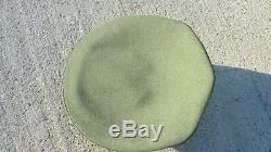 Original WWII German EM/NCO Pionier Engineer Visor Cap Hat Excellent Condition