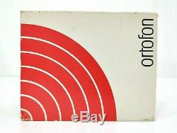 Ortofon SPU E GM Gold Cartridge With Original Box In Excellent Condition From JP