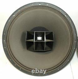 Pair Altec Lansing 603B Multicell Diacone Speakers Excellent Original Condition