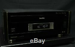 Pioneer LD-X1 Laserdisc Player in Excellent Condition with Original Remote