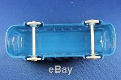 Plasticville O-O27 Bus Dark Blue Bus ORIGINAL Excellent+++++ Condition