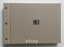Rare LOUISE BOURGEOIS signed book 1994 ALBUM excellent condition edition 850