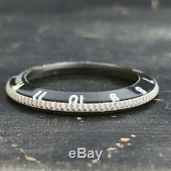 Rare Original Benrus Type I II Vintage Dive Watch Bezel in Excellent condition