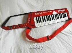 Roland Axis Original in RED! No PSU -incl. Manual excellent condition