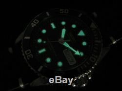 SEIKO SKX033 7S26-0040 10Bar Diver's Automatic Date Original Excellent Condition