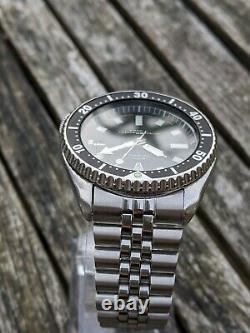 Seiko 7002-700A Vintage Diver 17 Jewels dial Excellent Original Condition