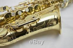 Selmer Paris Series II Alto Saxophone, Excellent Condition with Original Neck