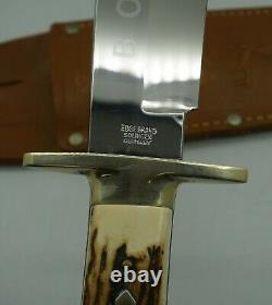 Solingen Original Bowie Knife Germany Edge Brand (068) Excellent Condition