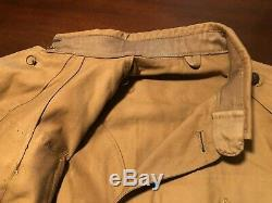 Spanish American War Infantry Coat Original Excellent Condition