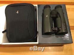 Swarovski 10x42 SV EL Binoculars Excellent Condition Clean HD Glass Original Box