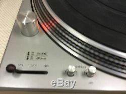 Technics Turntables Sl1200 #2 Rare The Original Mk1 In Excellent Condition