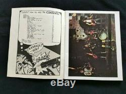 The AC/DC Rarity Dirty Deeds Done Dirt Cheap 1976 Book OOP Excellent Condition