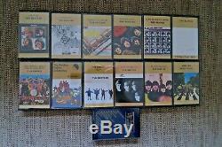 The Beatles Collection 13 Cassette Box Excellent Original Condition TCBC13 UK