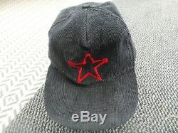 U2 Zoo Tv Tour Baseball Cap(UK 1991 BASEBALL CAP IN EXCELLENT CONDITION!)