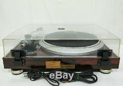Victor QL-A7 Direct Drive Player in Excellent Condition with Original Box