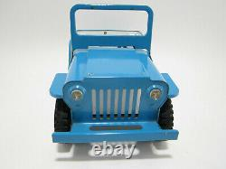 Vintage 1960's Tonka Jeep Runabout Excellent Original Condition