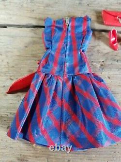 Vintage Barbie #1651 Beau Time Complete Excellent Mint Unused Condition