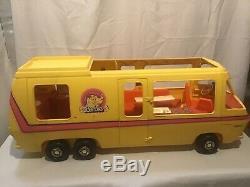 Vintage Barbie Star Traveler Motorhome, Excellent Condition, 1976, Original Box