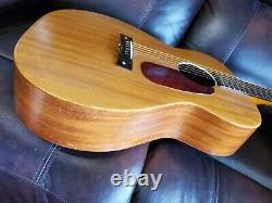 Vintage HARMONY H165 Mahogany & Rosewood Guitar Original Excellent Condition! NR