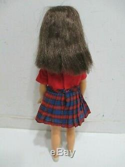 Vintage Ideal Pepper Patti Doll Original Outfit Excellent Condition