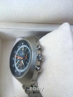 Vintage Omega Flightmaster with Bracelet. Reference 145.026. Excellent Condition