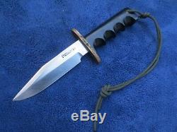 Vintage Original Randall Model 15 Airman Knife And Sheath Excellent Condition