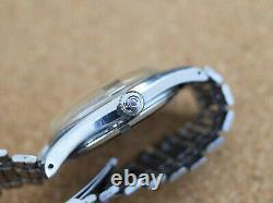 Vintage mens Certina DS automatic with bracelet all original excelent condition