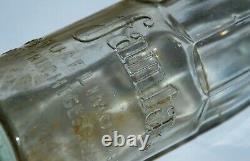 WW2 German Fanta by Coca-Cola Glass Bottle 0.25l 1940 excellent condition