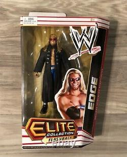 WWE Elite Edge Series 13 NEW! MOC! RARE! Excellent Condition! Rated R Superstar