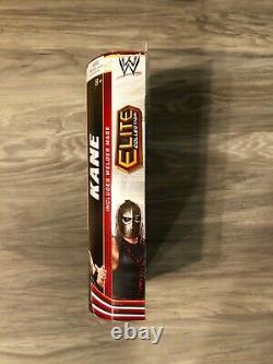 WWE Elite Kane Series 19 NEW! MOC! RARE! Excellent Condition! Glenn Jacobs