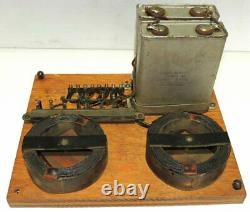 Western Electric 753C Crossover Network D-173048 Excellent Condition & Original