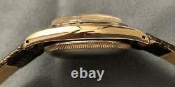 1947 Rolex Ss Bubbleback. Réf. 2940, Cadran Original, Excellent État