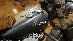 1950 Chef Indien Moteur 80ci