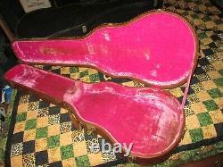 1959 Gibson Original Les Paul Brown Case, Style 5 Loquets, En Excellent État