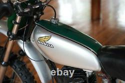 1973 Honda Cr