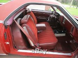 1976 Chevrolet El Camino Elcamino