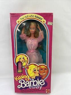 1978 Baiser Barbie Mattel No. 2597 Onf Excellent État (a1)