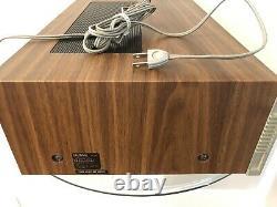 1978 Nikko Nr-615 Stereo Receiver Am/fm Used Excellent État Dans La Boîte Originale