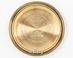 1981 Rolex Originale 18k Submariner Head Mn 16808 En Excellent État
