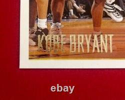 1996-97 Topps Kobe Bryant #138 Rookie Card Rc Lakers Hof Excellent État