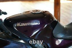 1997 Kawasaki Zx-11