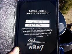 2009 Gibson Bb King Lucille, Noir, Excellent État, Original Hardshell Case