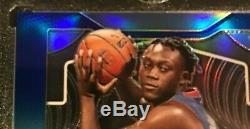 2019-20 Sekou Doumbouya Rc Bleu Prizm Basketball 020/199 Excellent État