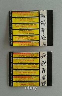 2 X Paquets Scellés Panini Originaux (complet) Munchen'74 -1974- Excellent État