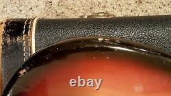 69 Fender Precision Bass Excellent État D'origine Sunburst Studio Bass Case